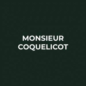 Monsieur Coquelicot
