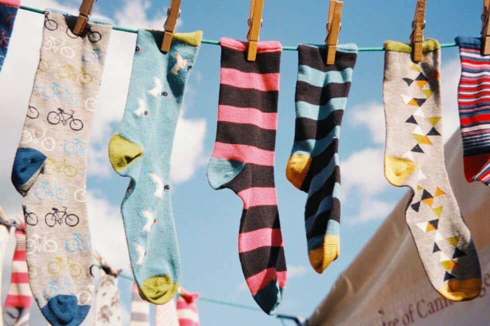 10 paires de chaussettes éthiques